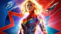 惊奇队长超燃混剪,女超级英雄的最强!