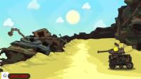坦克世界动画:启示的世界
