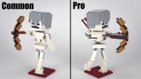 乐高我的世界骷髅弓箭手大人仔改造 LEGO Minecraft 21150 Skeleton Big Figure Upgrade MOC