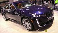洛杉矶车展实拍 2020 凯迪拉克 Cadillac CT5 350T Premium Luxury