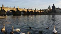 查理大桥 欧洲最古老最长的大桥 捷克布拉格最有名的古迹之一