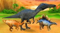 107 恐龙世界,解密埃德蒙顿龙的叫声