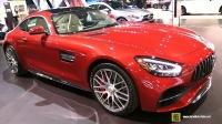 洛杉矶车展实拍 2020 Mercedes-AMG GT C Coupé