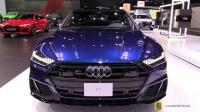 洛杉矶车展实拍 2020 奥迪 Audi S7 Sportback