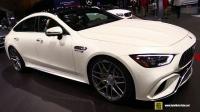 洛杉矶车展实拍 2020 Mercedes-AMG GT63 S 4-door Coupé