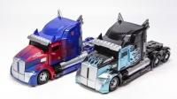 变形金刚电影重涂超大型夜复仇者擎天柱卡车卡车机器人