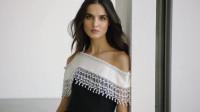 时尚广告 无法形容的美 这气质 2020 纽约 秋冬 时装周 Pamella Roland Ready to Wear