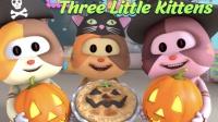Three Little Kittens 动物小猫咪宝宝