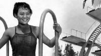 运动员黄秀妮给《女跳水运动员》做替身:跳水完全身发青发紫!