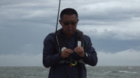 《游钓中国6》第4集 唐山外海防波堤海钓燕鱼