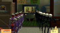 GMOD游戏海绵宝宝的汉堡火了有这么多奥特曼和火柴人买