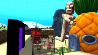 GMOD游戏达达星人能把海绵宝宝的房子搬走吗?