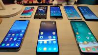 8大手机同框,小米华为苹果都有,哪款外放最霸气呢?