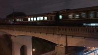 【列车】HXD3C+25G【K237】太原——深圳西 京广线 长江大桥下行
