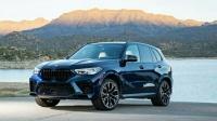 2021 宝马 BMW X5 M Competition (F95) 宣传片