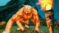 【虾米】方舟:创世纪EP3,会变身的纳尔兽,拥有四只手臂的强大战士!