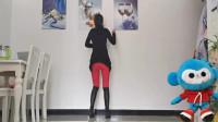 健身舞《爱音乐》背面版讲解及演示