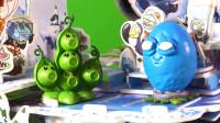 147 植物大战僵尸2搞笑系列,全休坚果告诫豌豆荚千万不要吃糖果,为什么呢?