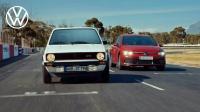 2021 大众 高尔夫 Golf GTI (MK8) 首发宣传片