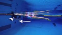 蛙泳教学视频(三)——蛙泳呼吸动作要领