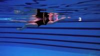 仰泳教学视频(七)——仰泳划水动作要领