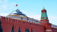 克里姆林宫 莫斯科最古老的建筑群 俄罗斯国家的象征【原创】