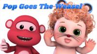 全能宝贝BOBO之奇妙动物儿歌:Pop Goes Weasel 鼬鼠宝宝