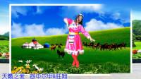 零基础入门级藏族舞《天籁之爱》节奏缓慢,舞步简单,超易学会