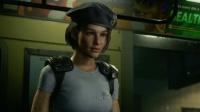 【生化危机3重制版】生化危机3重制版偷跑版流程②吉尔遇到卡洛斯,来到地铁站,遭遇尼古莱