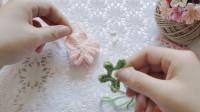 钩针教程:樱花之花萼部分