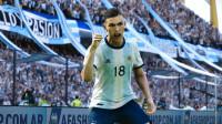 实况足球2020大师联赛197:梅西、C罗双娇对决,阿根廷VS葡萄牙 淡水解说