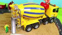 小锋玩具, 工程车, 卡车, 挖掘机, 玩具集合14