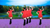 广场舞《无言的温柔》一首经典的老歌,一支优美的32步,分享给你