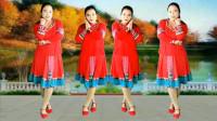 美女原创32步蒙古舞《一路情歌向草原》舞步简单易学适合零基础