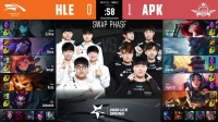2020LCK春季赛HLE vs APK_2-第八周Day4