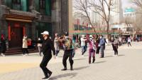 西宁市麒麟湾锅庄舞(14)歌曲:欢庆锅庄