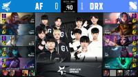 2020LCK春季赛AF vs DRX_2-第八周Day5