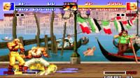 《拳皇94》的超必杀伤害测试,安迪一击直接把满血打成血皮无压力