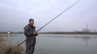 《游钓中国6》第8集 回归家乡野塘 长竿短线逗钓鲫鱼