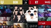 2020LCK春季赛GEN vs KT_3-第九周Day1