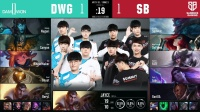 2020LCK春季赛DWG vs SB_3-第九周Day1