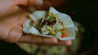 李子柒把竹笋变着花样做给奶奶吃,老人家却只端着一碗粥