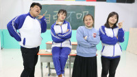 """学霸王小九校园剧:假如考试是""""吹牛"""",没想女学霸直接编出一首吹牛歌,真有才"""