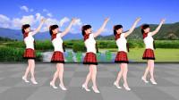 32步广场舞《红枣树》轻松的动作,顺便听听歌,送给你
