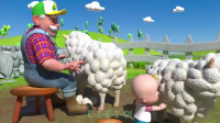 Old MacDonald _ CoComelon Nursery Rhymes & Kids Songs__Duration 麦当劳爷爷
