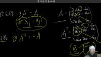 2021考研数学基础课第四十八次课第二部分,矩阵的运算(二)