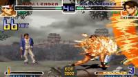 拳皇2002:能打出73连击的龙卷风见过吗?东丈超杀要这样打开