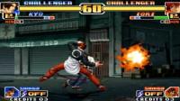 拳皇99:八神统治上半场,草薙京残血表演8秒反杀秀