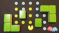 原创定格动画: 吃豆大作战, 麻将关卡, 纽扣豆豆, 太有趣了