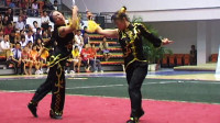 2004年全国女子武术套路锦标赛女子对练集锦 002 对刺剑